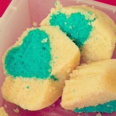 Heart muffins*