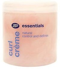 Boots Essentials Curling Cream - NaturallyCurly