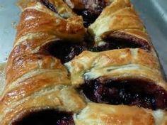 recipe puff pastry cream cheese danish - Bing Images