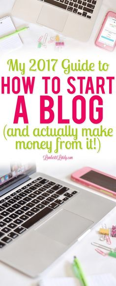 how to start a blog and make money 2017 || wordpress for beginners || step by step tutorial and plugin hosting ideas || wordpress siteground pretty darn cute designs genesis || mommy blog || profitable blog inspiration