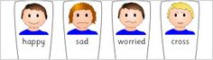 Feelings and Emotions Printables for Primary School Teaching Emotions, Feelings And Emotions, Primary School Teacher, Primary Teaching, Bubble Play, Free Teaching Resources, Teacher Stuff, School Ideas, Printables