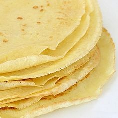 Low carb Crepes - just as good as ever