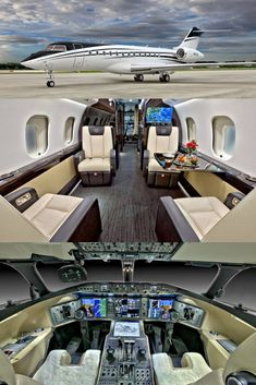 Private Jet Discover 2016 Global 6000 For Sale! Luxury Jets, Luxury Private Jets, Private Plane, Nissan 370z, Private Jet Interior, Aircraft Interiors, Airplane For Sale, Luxe Life, Aircraft Design