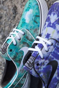 Nike Janoski Shoes Black/Anthracite/Dist Blue
