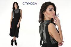 Lo  stile  urban di questo  outfit si riflette nella tuta Imperial Fashion af0d6b838f3