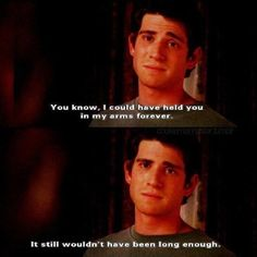 Jake and Peyton <3 THIS THE ALL TIME BEST PART ON ONE TREE HILL TO EVER OCCUR @Elizabeth Coleman