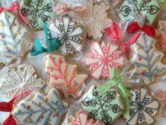 Sugarbuilt holiday cookies