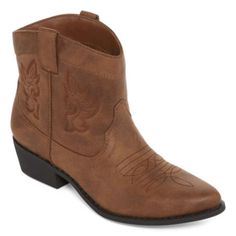 799a6f0cd39a FREE SHIPPING AVAILABLE! Buy Olivia Miller Hicksville Womens Riding Boots  at JCPenney.com today