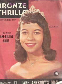 hair american magazine african Vintage