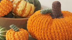 Crochet Your Own Pumpkin Learn how to crochet your own Pumpkin for Halloween, Fall or even Thanksgiving. These make for