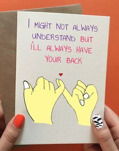 Thinking of you sympathy card for friend or loved one. Not got a need? Pin it for later!