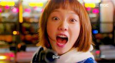 Kim Bok Joo from Weightlifting Fairy Kim Bok Joo Korean Drama Funny, Korean Drama Quotes, Weightlifting Kim Bok Joo, Weightlifting Fairy Kim Bok Joo Fanart, One Yg, Lee Sung Kyung Wallpaper, Kim Joo Hyuk, Weighlifting Fairy Kim Bok Joo, Joon Hyung