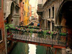 Benátky, Itálie