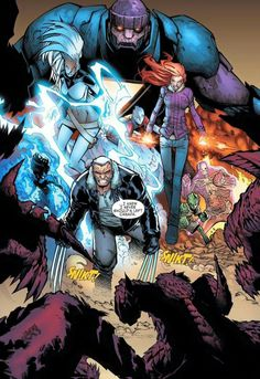 Extraordinary X MEN 2016: Sapna -  Storm - Jein Grey - Old Man Logan - Anole - Iceman Glob Herman.