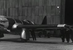 Makhonine (Махонин) Mak.10 (1931) variable geometry research aircraft, built to investigate variable area / telescopic wings. Jet & Prop by FalkeEins: Makhonine 10 and 101 retractable-winged aircraft