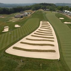 The Church Pews, Oakmont Country Club, Pennsylvania #GolfClubOfTheDay I Rock Bottom Golf