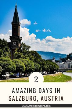 Are you planning a trip to Salzburg, Austria? Check out, How To Spend 2 Amazing Days In Salzburg, Austria! Visiting Mozart's house is a must as well as a Sound of Music Tour and explore old town Salzburg. You might even get fooled by some trick fountains at Hellbrunn Palace. Salzburg | Salzburg Austria | Top Things To Do in Salzburg, Austria | Sound of Music in Salzburg Austria | #Europe #thingstodo #travel #Salsburg #Austria #SoundofMusic #Mozart #EuropeDestination #MusicLover