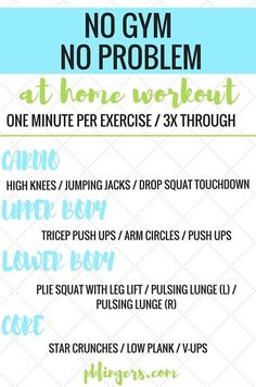 A no gym workout you can do at home! This total body bodyweight workout requires no equipment and can easily be done in your living room! A no gym workout you can do at home! This total body bod Fun Workouts, At Home Workouts, Circuit Workouts, Body Workouts, Workout Routines, Ab Routine, Printable Workouts, Travel Workout, Body Weight