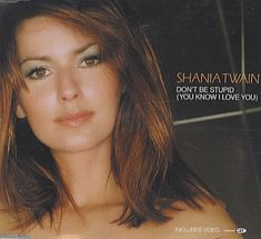 Shania Twain Ka Ching Uk Cassette Single Front Cover