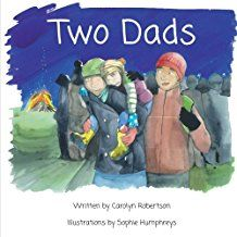 *Picture Book*  Having Two Dads is double the fun! Many families are different, this family has Two Dads A beautifully illustrated, affirming story of life with Two Dads, written from the perspective of their adopted child.