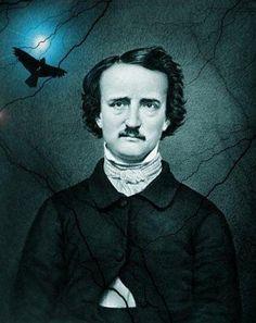 NON Morgan Carte De Visite Photograph Of Edgar Allen Poe Private Collection Susan Jaffe Tane