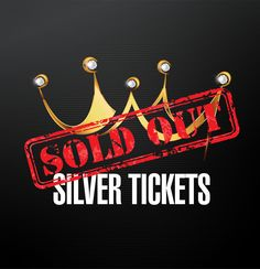 SILVER TICKETS FOR KINGVENTION 2017 - ACCESS ALL AREAS ARE NOW SOLD OUT more tickets available at www.kingvention.com