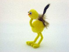 pom pom and pipe cleaner crafts - Google Search