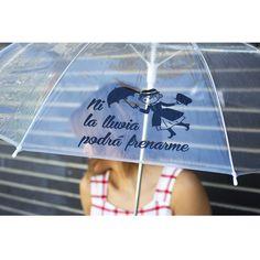 Ni la lluvia podrá frenarme