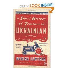 Strange title, good book.