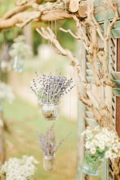 lavender + camomille - South of France Wedding from Xavier Navarro