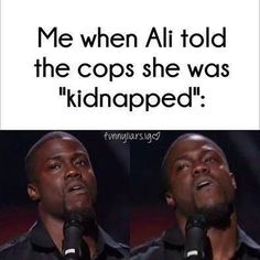 I don't know why she told them that she's still a liar