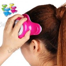Cheap head massager, Buy Quality body massager directly from China full body massage Suppliers: Top Sale Mini USB Battery Full Body Massage Wave Vibrating Electric Handled Massager head massager Random Color Health Tips, Health Care, Neck Headache, Usb, Massage Tools, Uv Gel Nails, Hair Health, Full Body, Mini