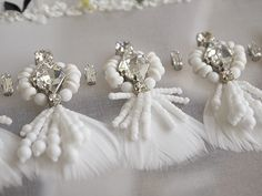 | Haute Couture | Tambour Beading & Embroidery
