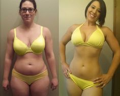 Steady progress over time has been key for FITBODY Nicole Szynski's long term success!  Through hard work and determination, Nicole lost 23 lbs and 15 inches in 6 months with Julie Lohre's Online Personal Training Program