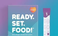 Ready, Set, Food! | Protect Your Baby From Food Allergies Milk Allergy, Peanut Allergy, Common Food Allergies, Baby Led Weaning First Foods, American Academy Of Pediatrics, Food Intolerance, How To Cook Eggs, Meals For One, Baby Food Recipes