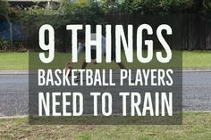 9 Things Basketball Players Need to Train Basketball Tips, Basketball Players, New Tricks, Exercise, Train, Bench, Star, Ejercicio, Excercise