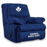 Toronto Maple Leafs Home Team Recliner http://www.sportsfansplus.com