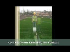 Upgrading Hard Tennis Court to Artificial 3G Pitch https://www.youtube.com/watch?v=nTCOdpLPHvE - YouTube