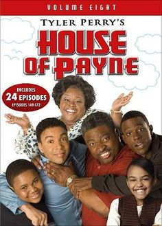 Tyler Perry's House Of Payne Vol 8