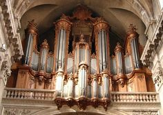 Orgue Cathedrale de Nancy