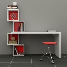 Wall shelves with a difference