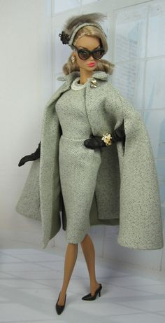 Poivrier for Silkstone Barbie and Victoire Roux on Etsy now