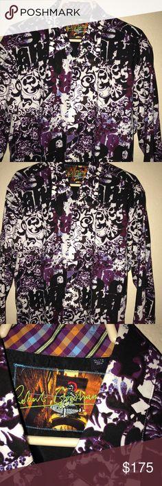 Men's shirt Men's shirt never worn in excellent condition Robert Graham Shirts