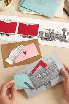 Martha Stewart Valentine's Card Design