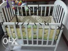 dream baby wooden crib - Used Baby Cribs