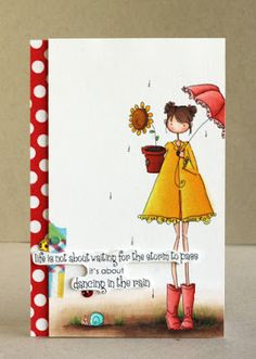 Alice's {Little} Wonderland: Uptown Girl Lolly and Her Brolly
