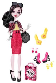 Monster High Draculaura Doll & Shoe Collection Mattel http://www.amazon.com/dp/B00CEQ1M00/ref=cm_sw_r_pi_dp_.Ea0tb1ECVV44YQB