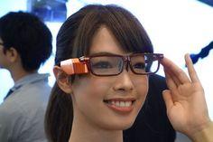 Intro Ceatec 2014 - Toshiba Glass