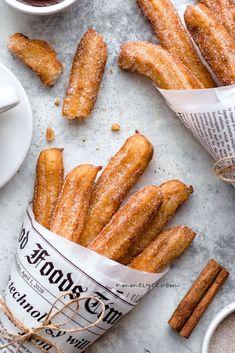 The best Vegan & gluten-free churros | nm_meiyee