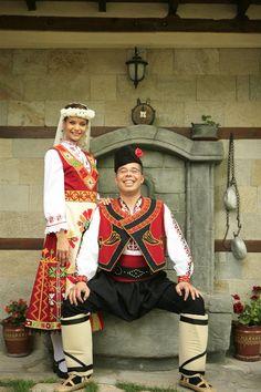 Bulgarian Wedding Dress